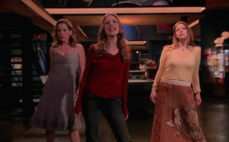 buffy the vampire slayer TV best episodes - once more with feeling