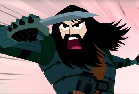 samurai jack adult swim season 5 sword