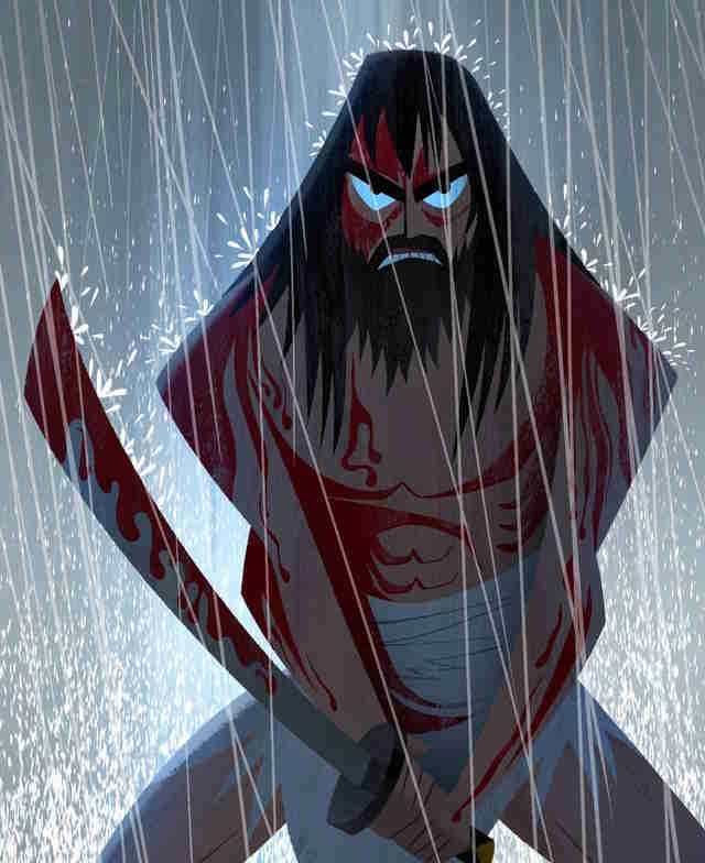 samurai jack season 5 sword