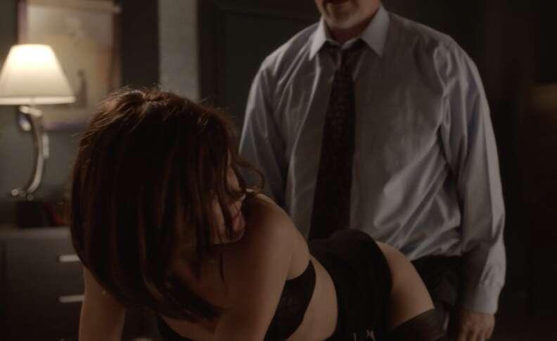 the americans sex scene comint