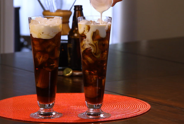 This Dublin Iced Coffee Combines the Superpowers of Beer, Whiskey, and Java