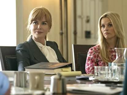 Big Little Lies Nicole Kidman Reese Witherspoon