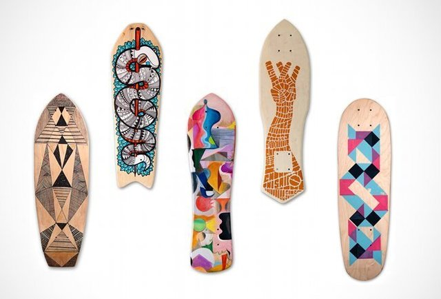Even skateboards deserve a second chance