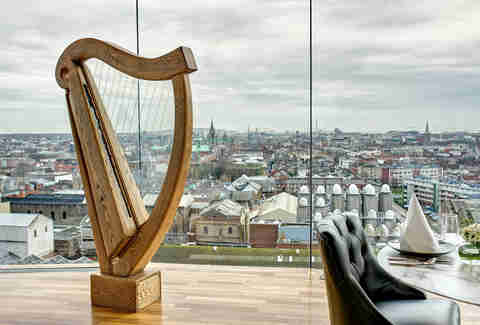 Spend the night at Guinness Brewery