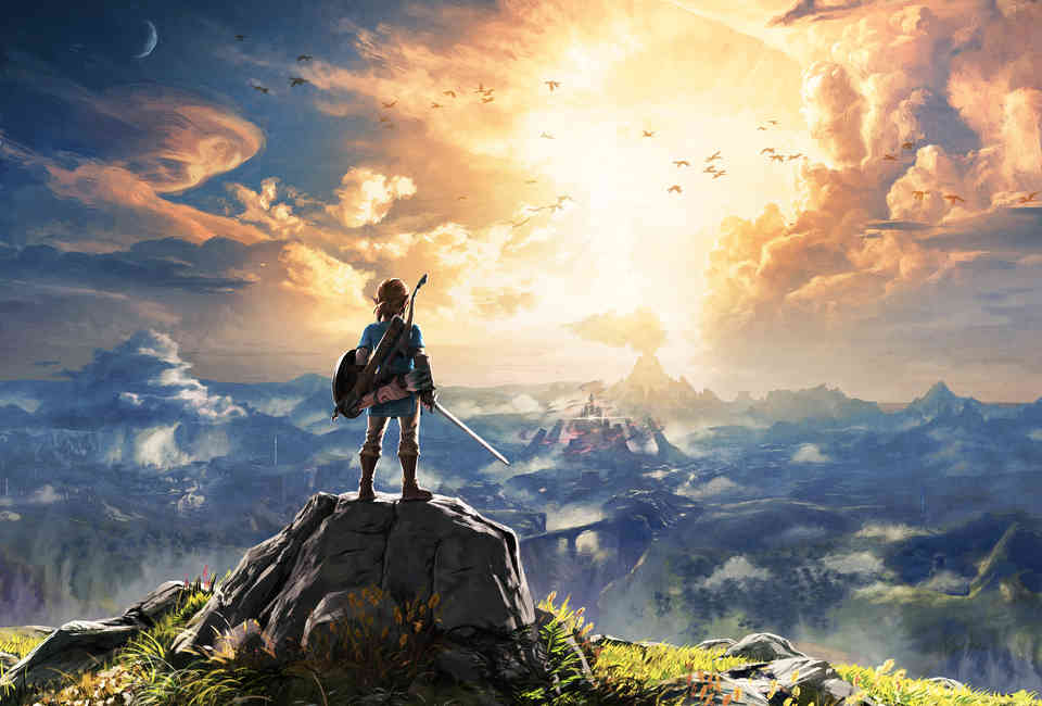 Best iOS & Android Mobile Games Like Zelda: Breath of the