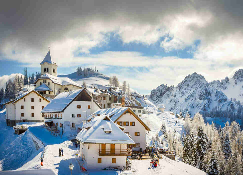 Best Views Towns Amp Things To Do In The Italian Alps