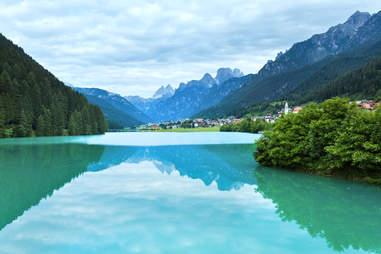 Lago Blu (Blue Lake)
