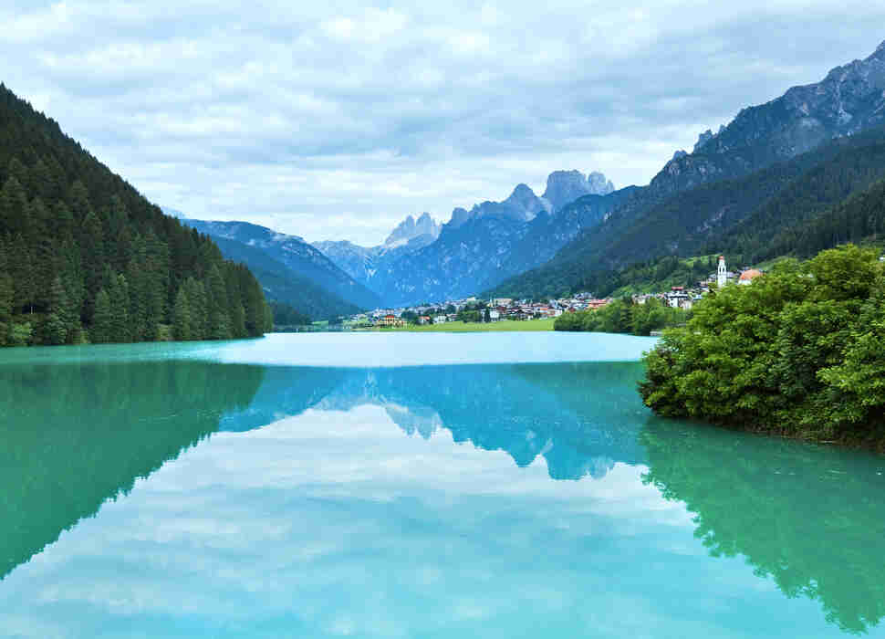Lago Blu (Blue Lake)