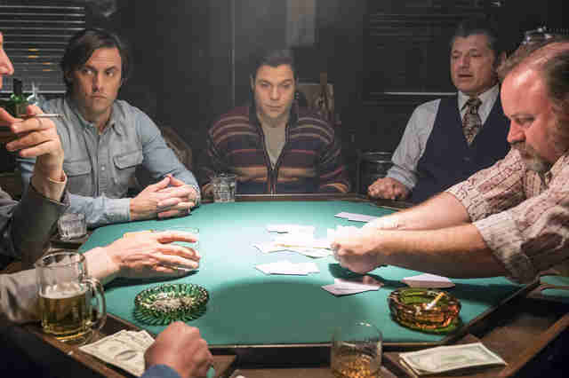 this is us poker scene season 1 finale