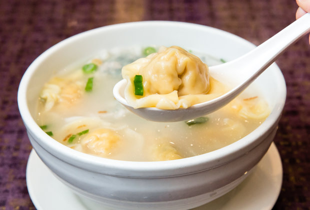 The Dumpling Soup at Wu's Wonton King Is the Perfect Breakfast