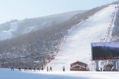 Masikryong Ski Resort, North Korea