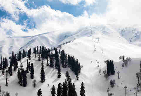 Gulmarg Cable Car, Kashmir, India