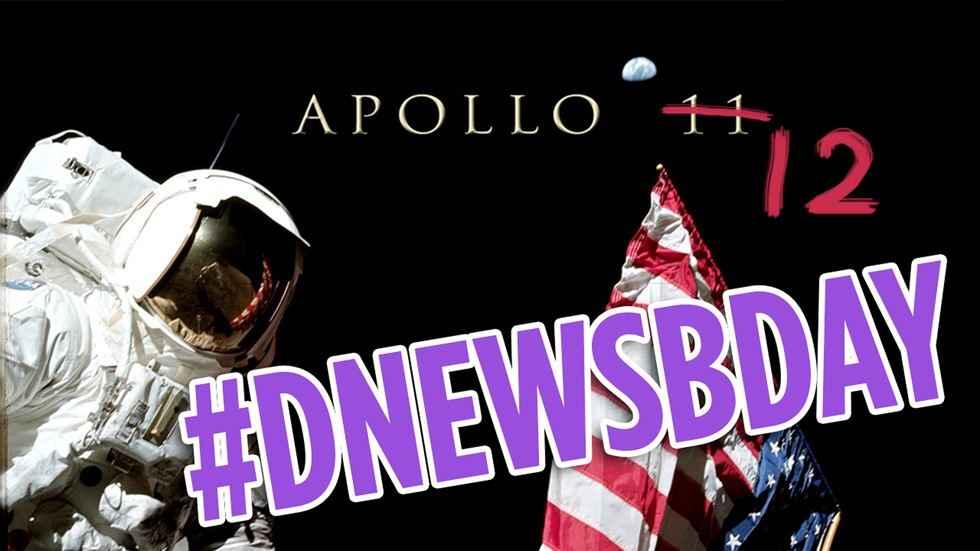 Lightning Hit Apollo 12 Mid Flight Twice Heres What Happened