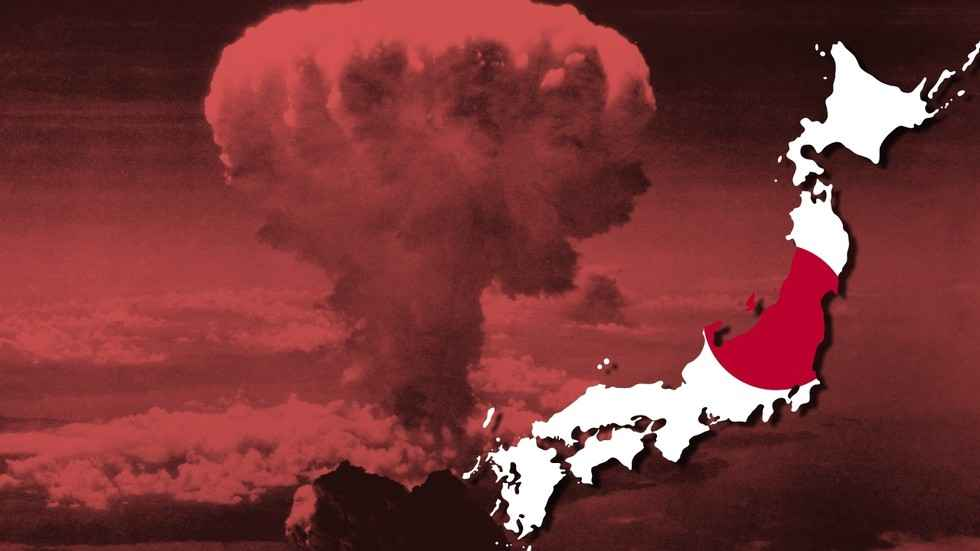 an analysis on few writings about united states dropping a nuclear bomb on japan Seventy years ago this month, the united states dropped atomic bombs on hiroshima and nagasaki, the soviet union declared war on japan, and the japanese government surrendered to the united states and its allies.