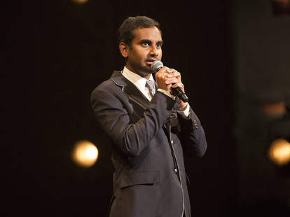 50 best netflix stand-up specials aziz ansari