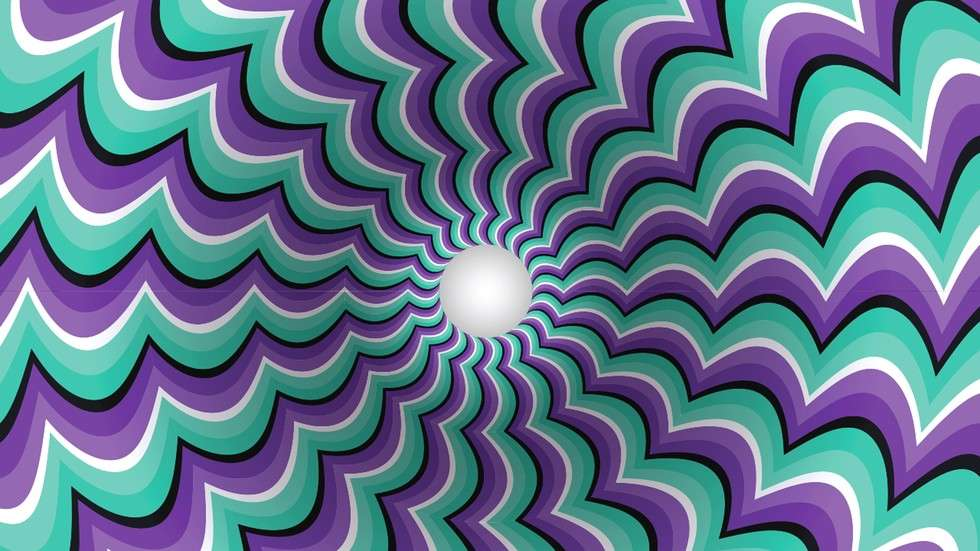 optical illusion brain trick illusions things eyes crazy tricking seeker re