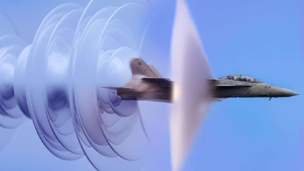 Image result for breaking the sound barrier