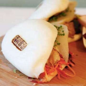 Pork buns from an ex-Nobu chef