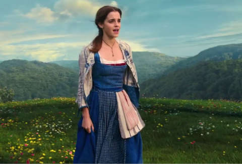 emma watson singing beauty and the beast