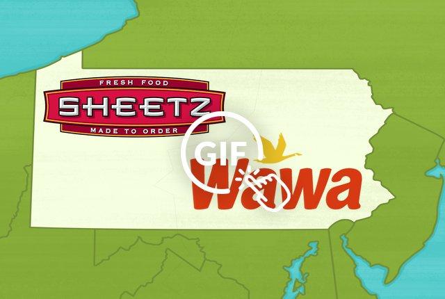 Sheetz vs Wawa