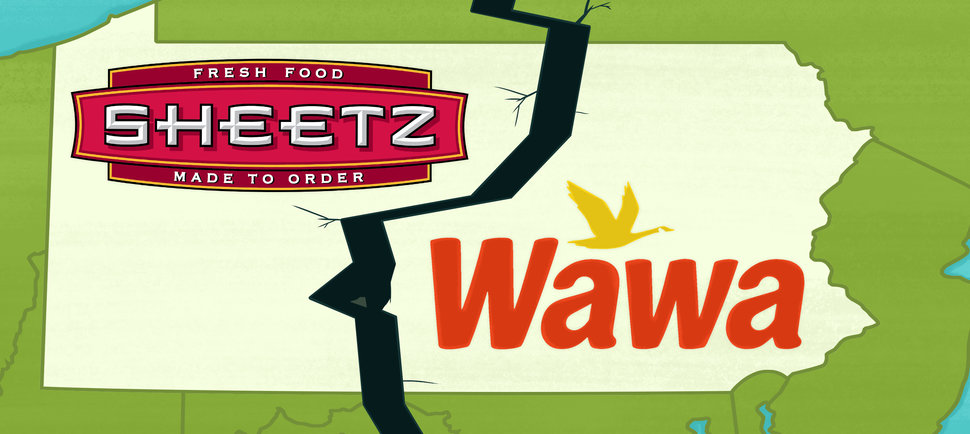 Wawa vs. Sheetz: Behind the Most Heated Food Rivalry in the Country