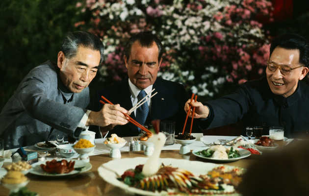 The Biggest Faux Pas Americans Make While Eating in Asia