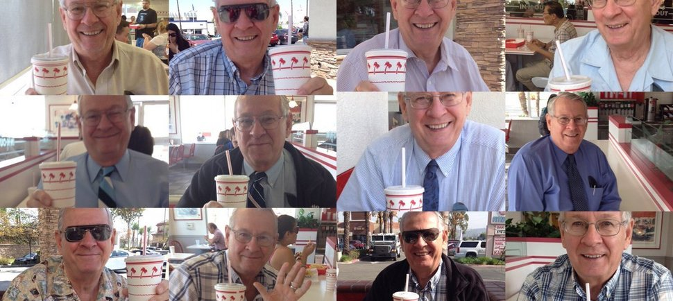 These Adorable Grandparents Take a Photo Every Time They Go to In-N-Out