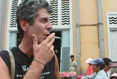 anthony bourdain a cook's tour