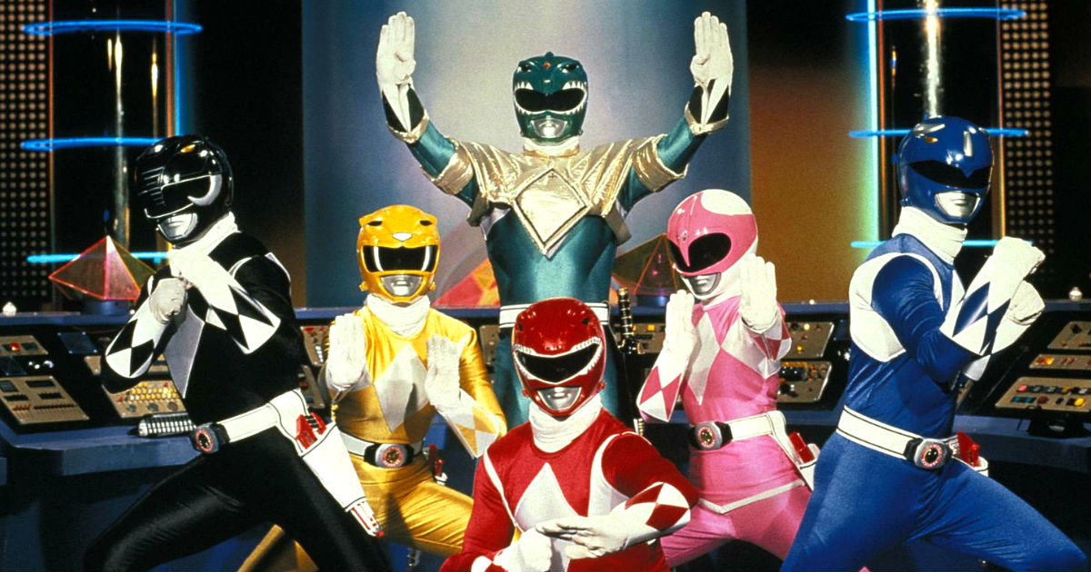 Power Rangers Movie & TV: How Saban Reedited Super Sentai