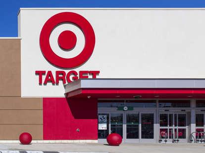 Target's new look design