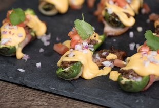 Here Are the Taco Jalapeño Poppers You Didn't Know You Needed in Your Life