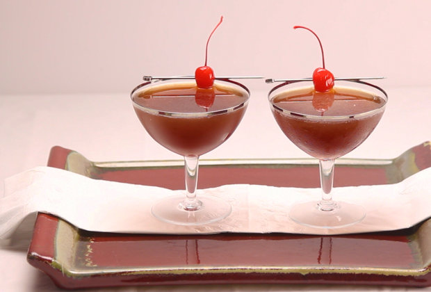 This Cherry Blossom Cocktail Is the Only Drink You'll Want This Spring