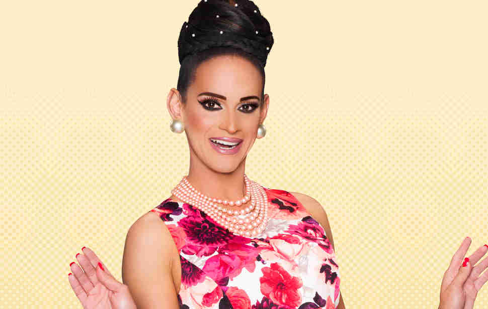 best rupauls drag race contestants - cynthia lee fontaine