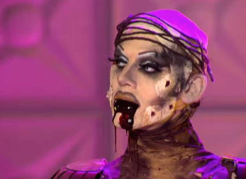 best rupauls drag race contestants - sharon needles