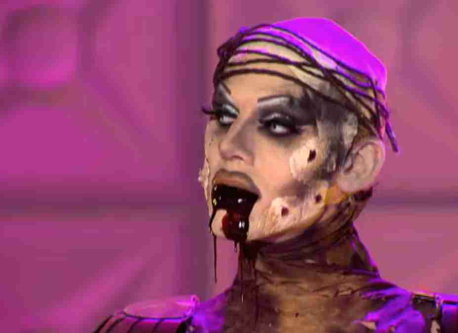 best rupauls drag race contestants - sharon needles