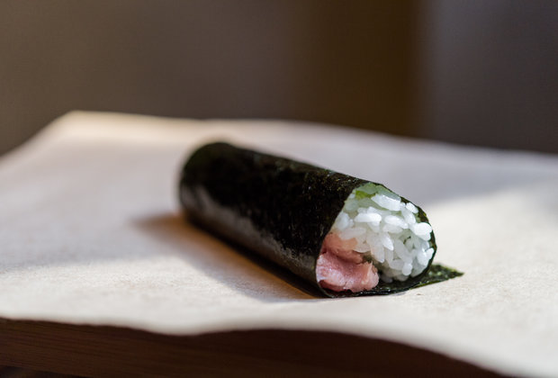 What's Worth Waiting in Line for at NYC's Hottest New Sushi Spot