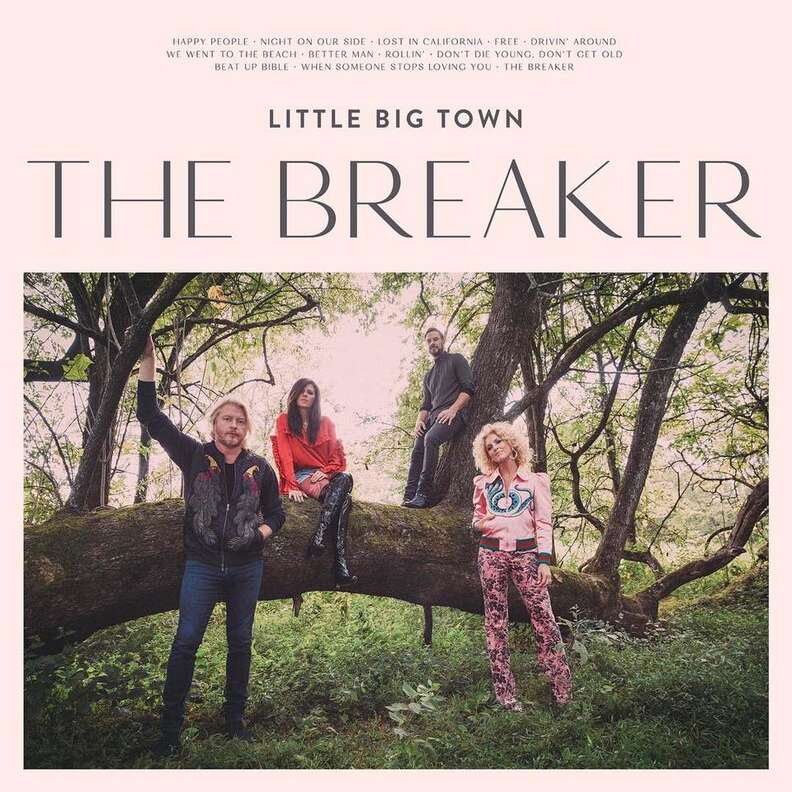 Little Big Town The Breaker Album