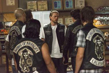 sons of anarchy - best shows on FX