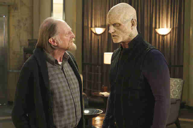 the strain - best shows on FX