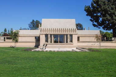 Frank Lloyd Wright's House