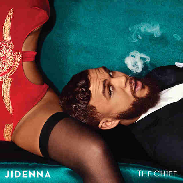 Jidenna The Chief Cover