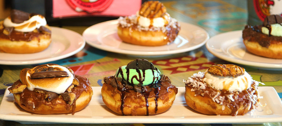 Your Favorite Girl Scout Cookies Are Now Donuts