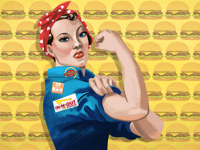 Women who built burger empires