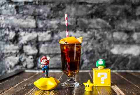 Super Mario Bros. Bar