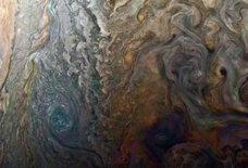 This New Close-Up Image of Jupiter Is Ridiculously Beautiful