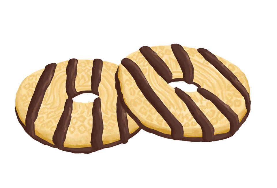 high key snacks cookies