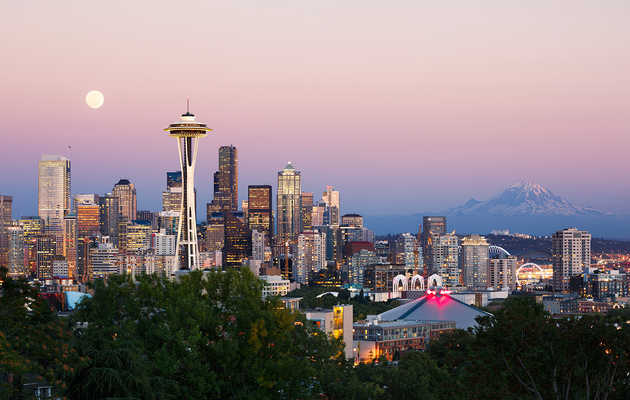 How To Conquer Seattle In An Hour or Less