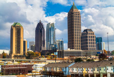 Get an Authentic Atlanta Experience in an Hour or Less