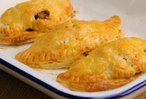 Sausage Empanadas Are Basically More Portable Calzones