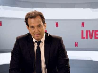 Netflix Live Will Arnett